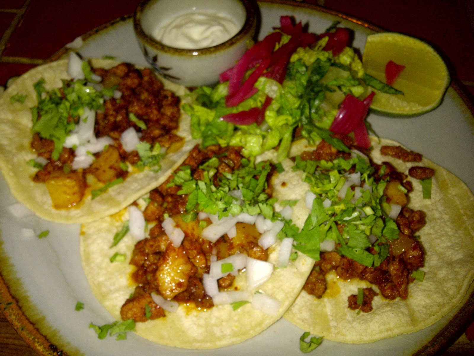 Philly food lovers las bugambillas authentic mexican for Authentic mexican cuisine