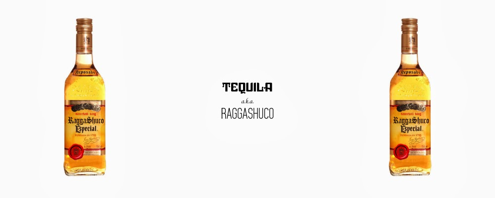Tequila a.k.a. RaggaShucoのブログ