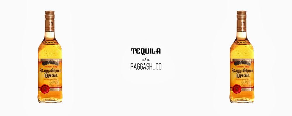 Tequila a.k.a. RaggaShucoのブログ