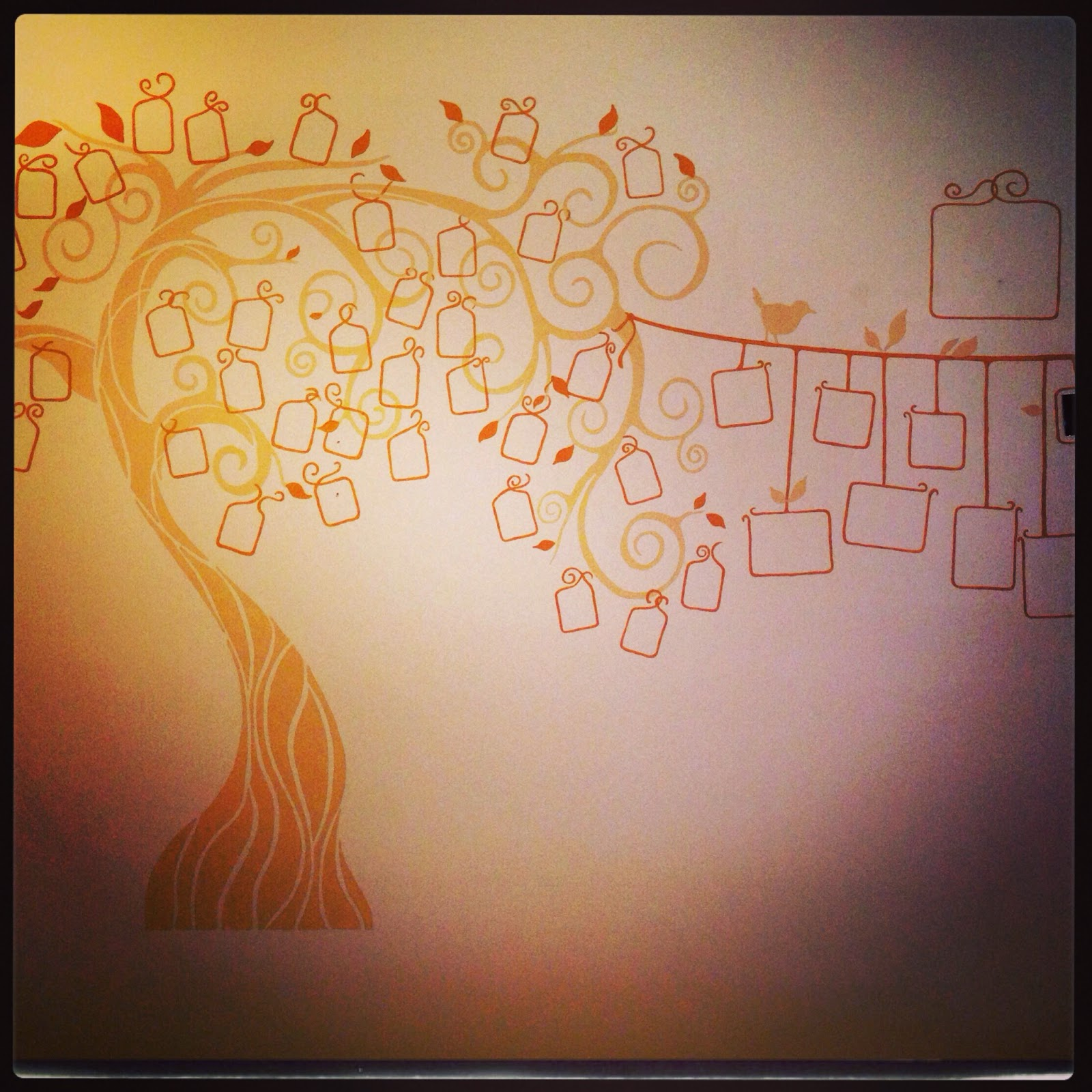 Summer Project #2: Family Tree Mural Part 74