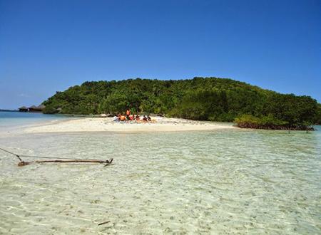 Wisata Pulau Pahawang Yang Eksotis di Lampung