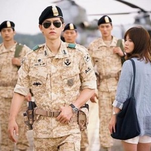 drama korea terbaru 2016 Descendants of the Sun
