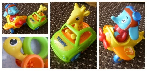 Luke the Loop, Mummy Blogging, Official TOMY Blogger, Parent Blog, Push 'n' Chase Turtle, Ready Steady Musical Giraffe, review, TOMY, Yorkshire Blog