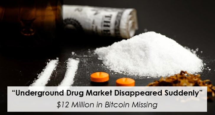 Deep Web Drug Market Disappeared Suddenly Overnight 12