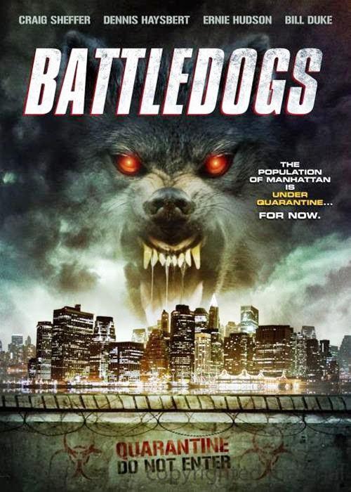 Đại Chiến Người Sói 2013 - Battledogs