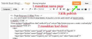 publish posting