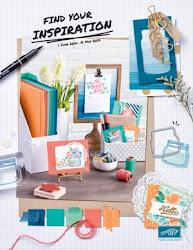 2016-17 Stampin Up! Annual Idea Book & Catalog