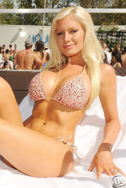 Heidi Montag Very Hot Wallpapers | Heidi Montag Hot Bikini Wallpapers