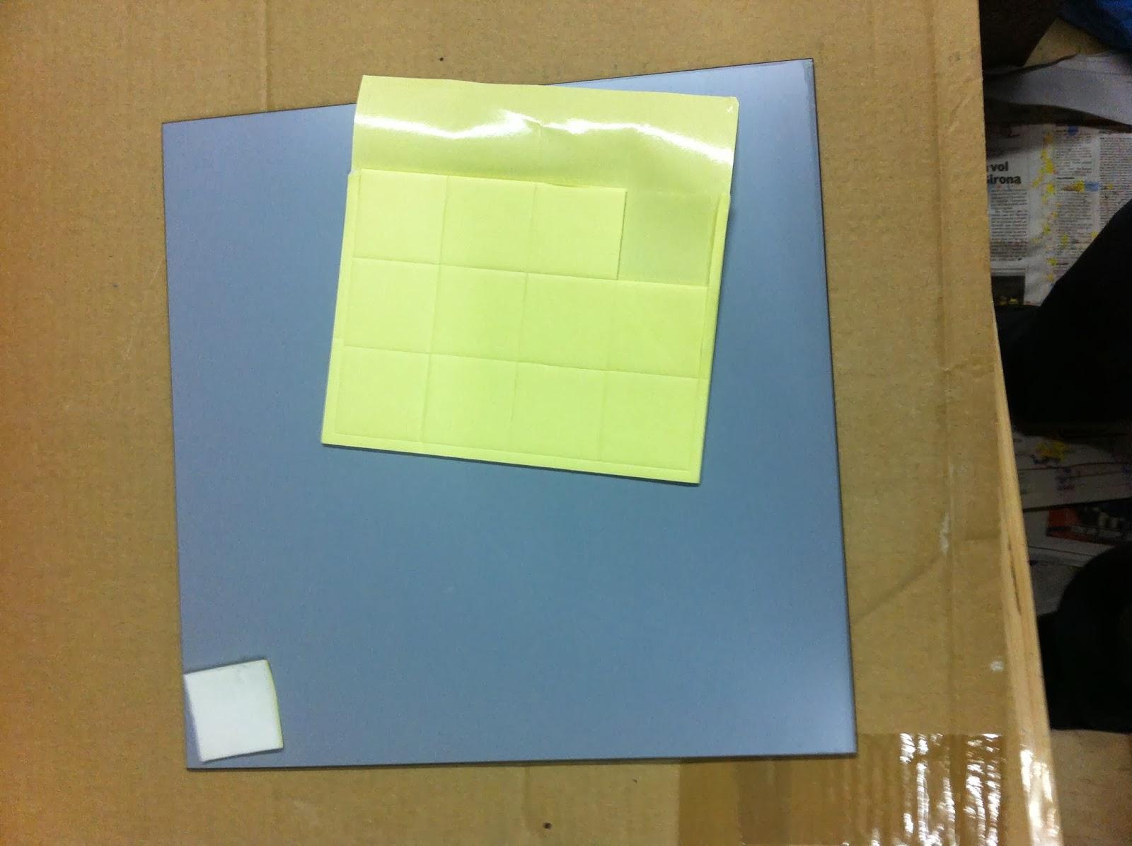 El Arte de Reciclar: Espejo con marco de cartón.