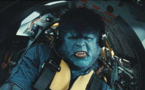 X Men First Class Beast Bree vs. The Universe:...