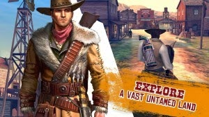 Six-Guns Gang Showdown 2.9.0h MOD APK (Unlimited Money)