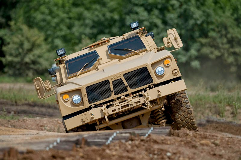 Global Armored And Counter IED Vehicles Market 2014
