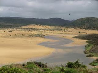 Praia da Bordeira Carrapateira.