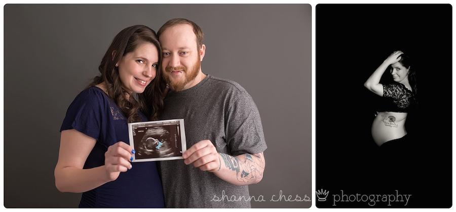 eugene springfield maternity photographer