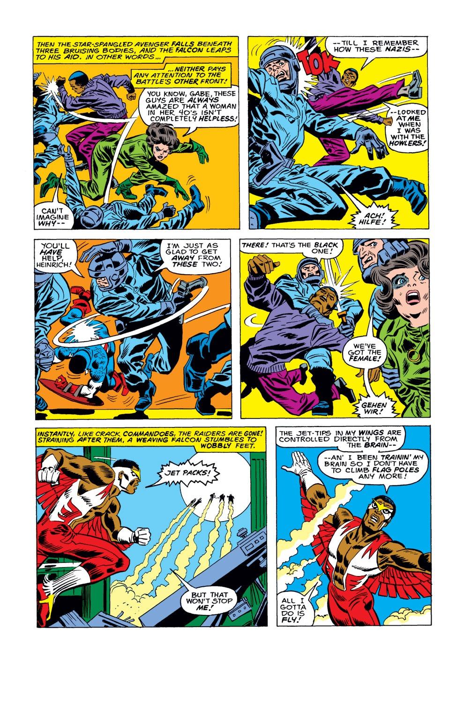 Captain America (1968) Issue #185 #99 - English 10
