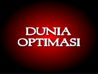 Profile Blogger - Dunia Optimasi