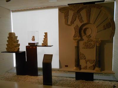 Piezas del Museo de Medina Azahara