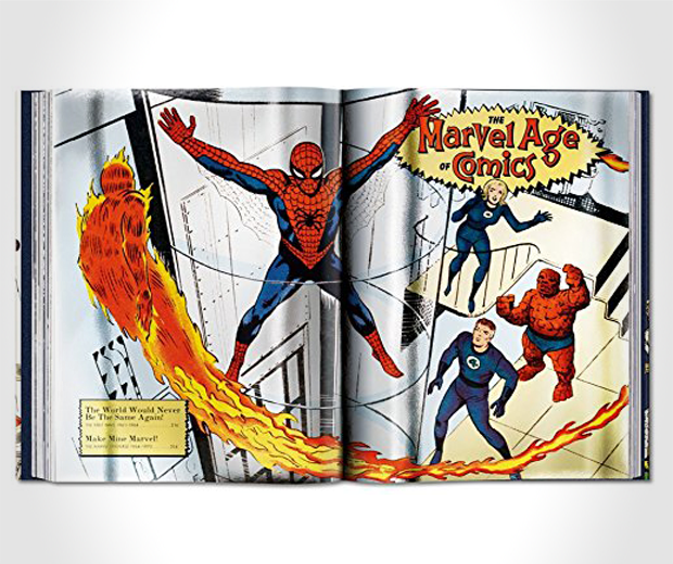 75 Years of Marvel Book