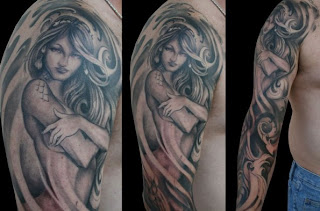 Most Beautiful Black and Grey Tattoos