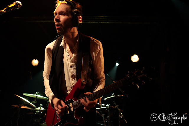hardforce christographe paul gilbert fleche d'or paris 2013