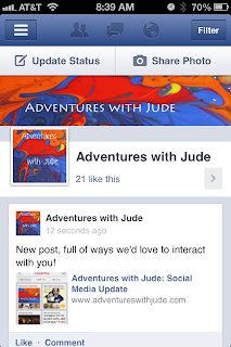 www.facebook.com/adventureswithjude