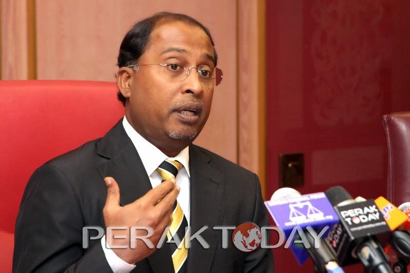 UMNO Perak Beri Sokongan Penuh Buat Datuk Seri Najib