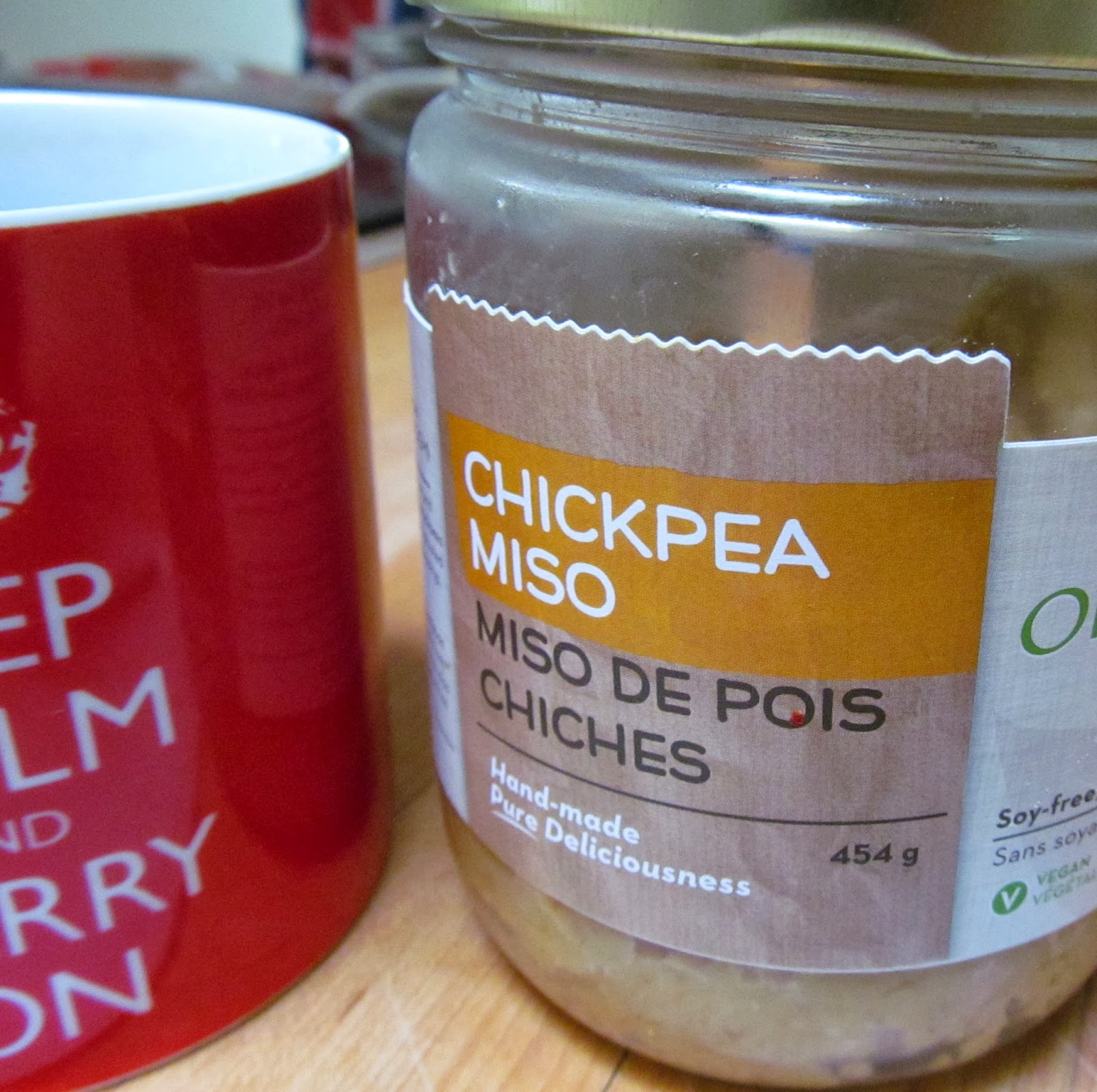 Chickpea Miso Paste Whole Foods