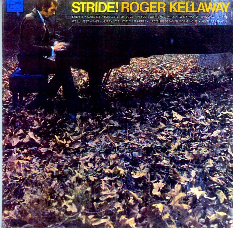 Roger Kellaway Featuring Eek-A-Mouse Creation
