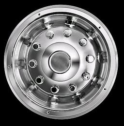 Stainless steel Automotive wheel covers