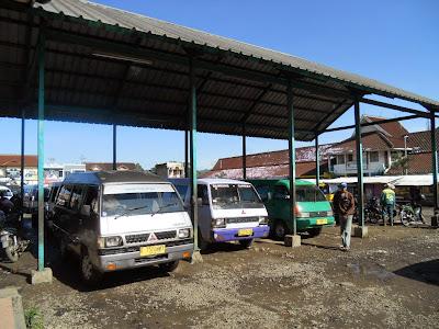 Kampung Cai Rancaupas dari Terminal Leuwipanjang Bandung