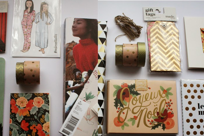 Miscellaneous Christmas Gifts + Wrapping Ideas