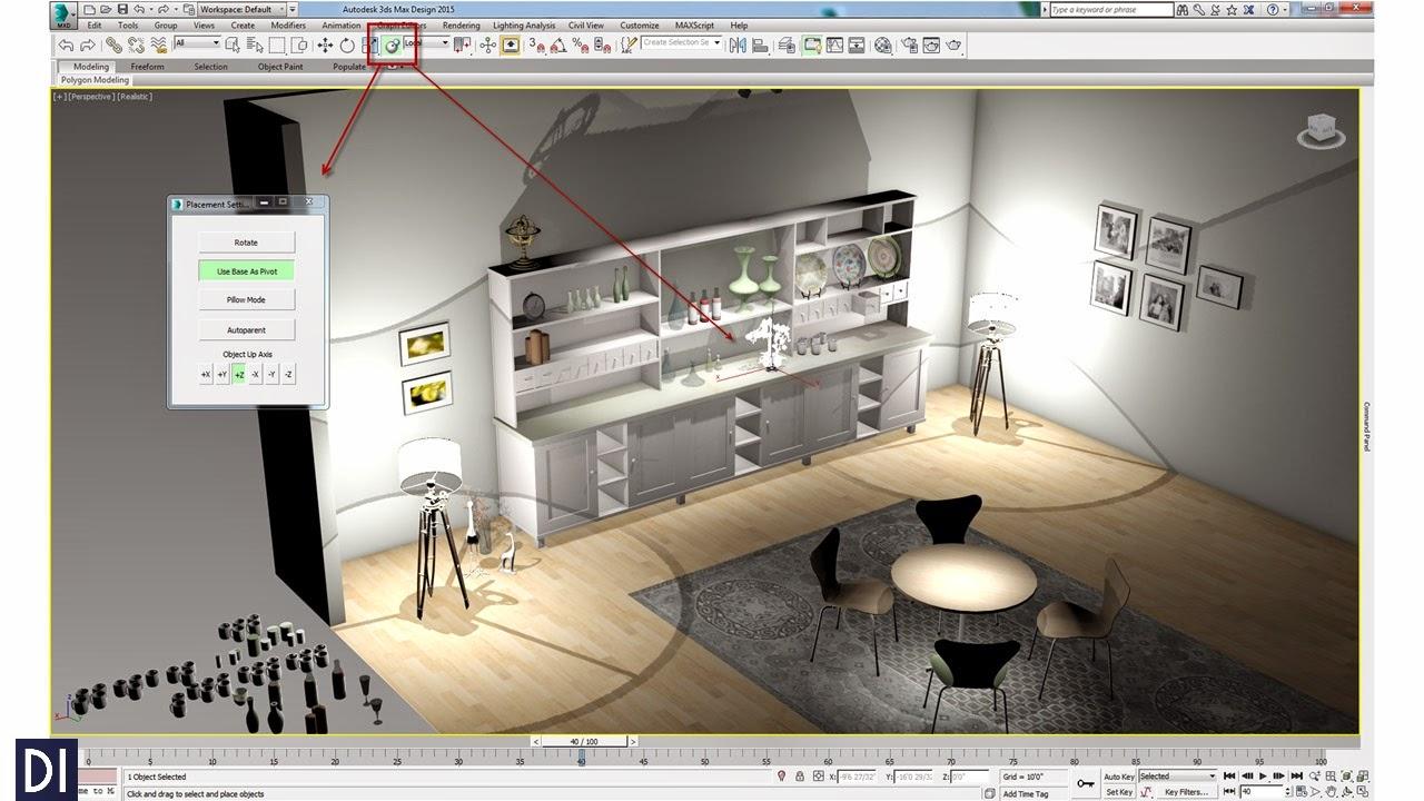 Descargar Autodesk 3ds Max 2015 64 bits