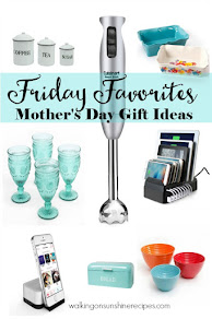 Mother's Day Wish List