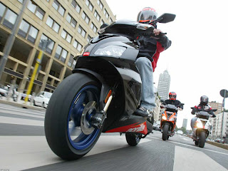 aprillia 50cc scooter