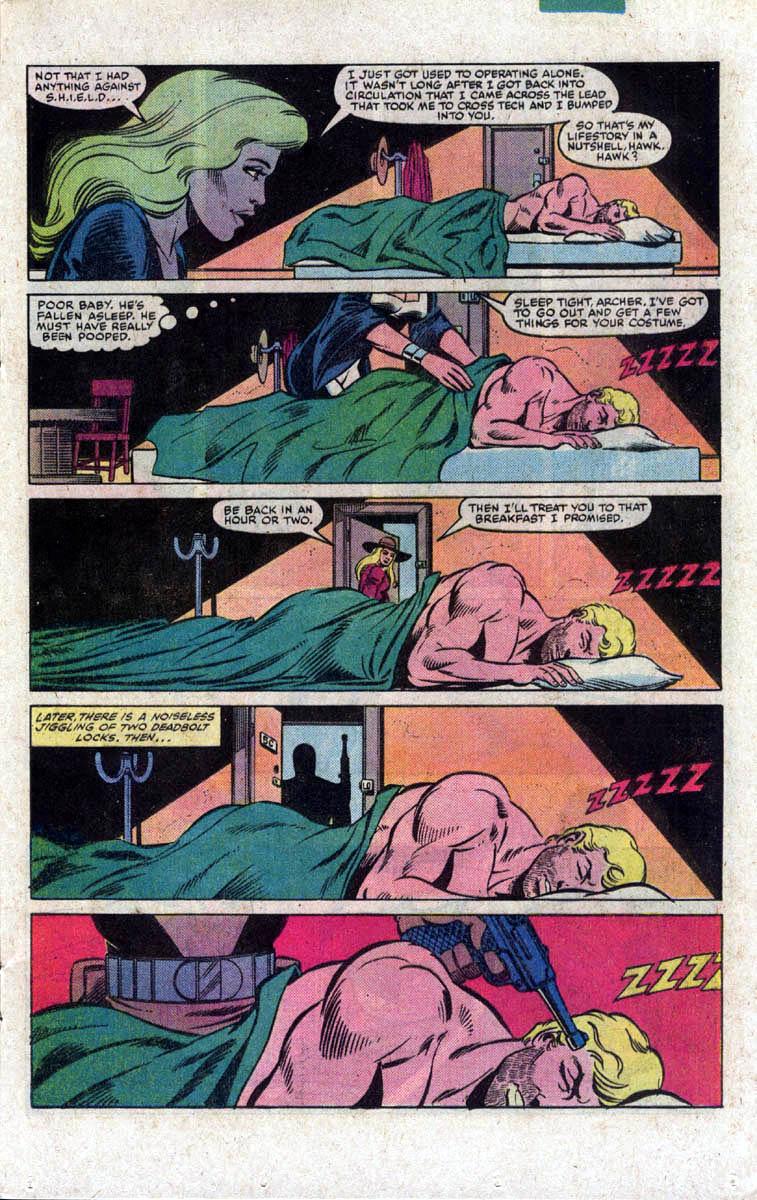 Hawkeye (1983) Issue #2 #2 - English 11