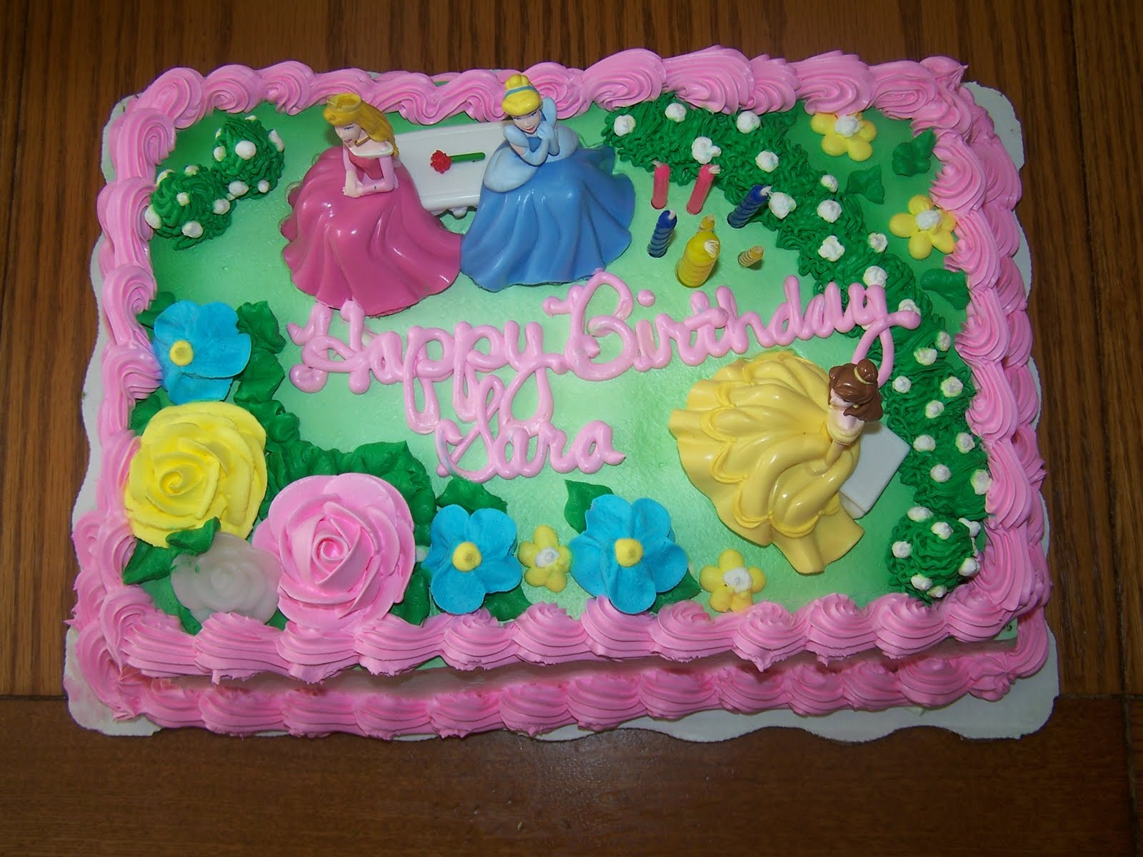Happy Birthday Sara