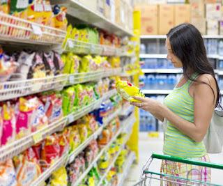 health snack alternative halloween shopping grocery store