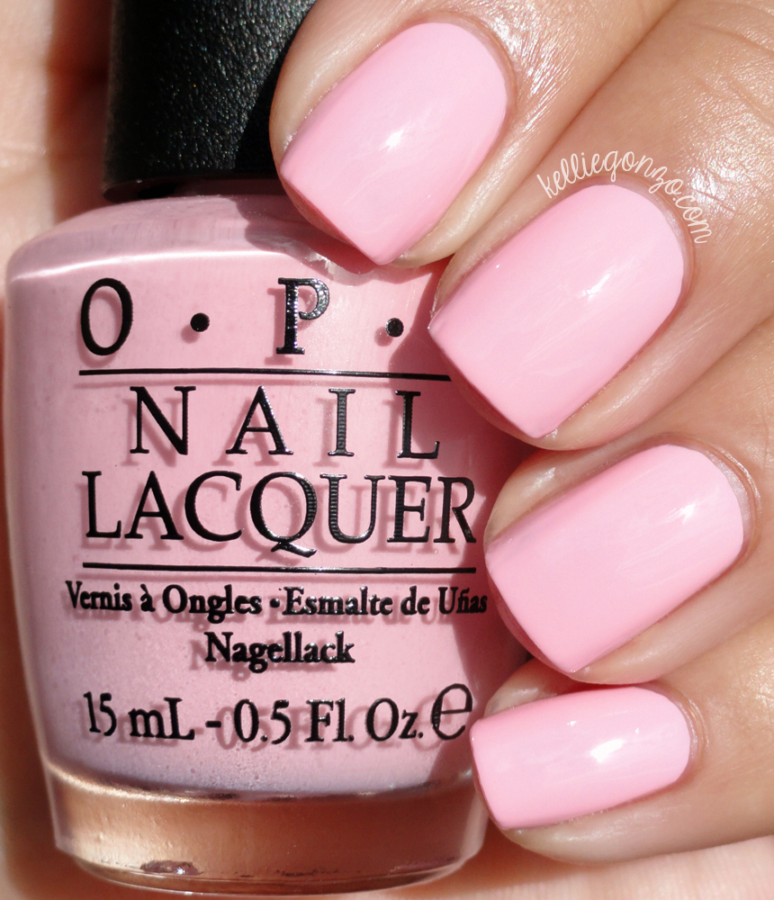 OPI Suzi Shops & Island Hops Hawaii Collection