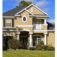 How to Select Exterior and interior Paint Colors for a Home