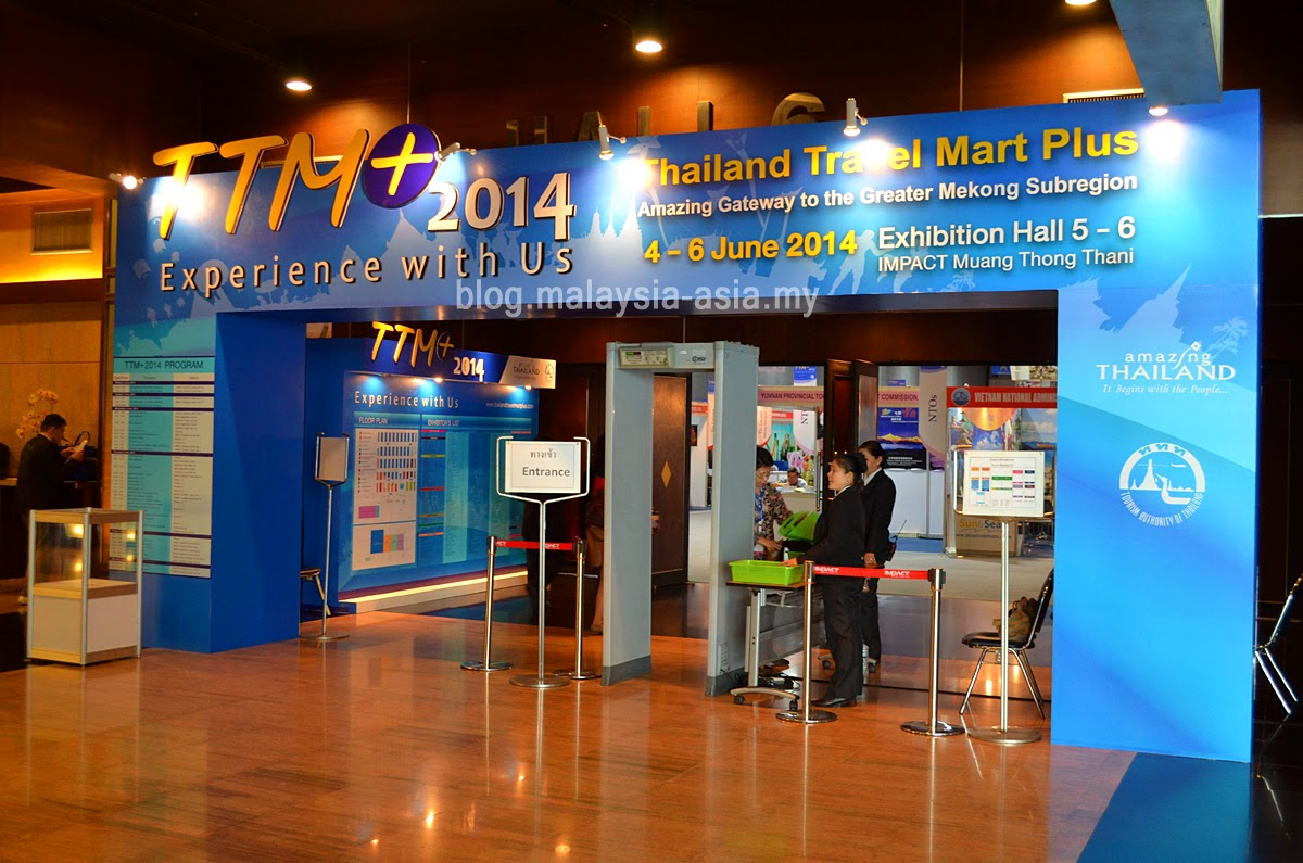 Thailand Travel Mart Plus 2014