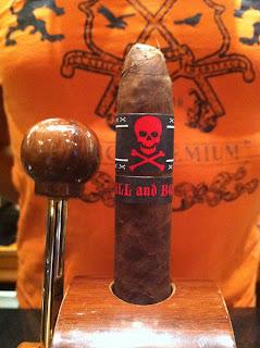 skull and bones cigar
