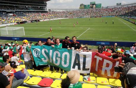 Selección Mexicana de Futbol, Tri