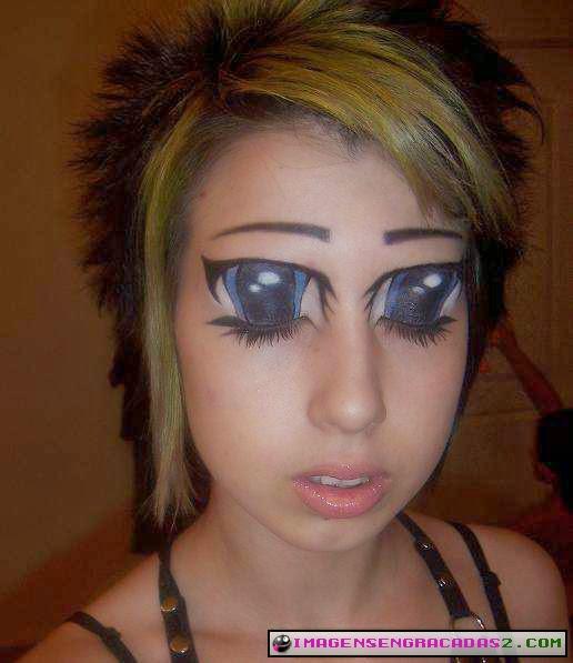 tattoo  imagens de olhos engraçado