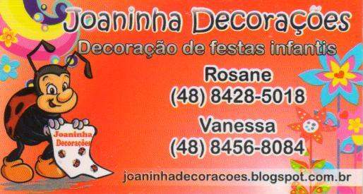 Joaninha Decorações