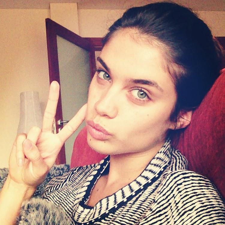 Sara Sampaio Slams Skinny Shaming Haters