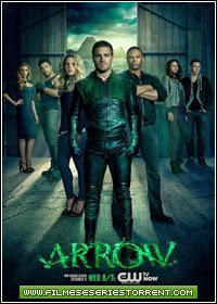 Arrow 3ª Temporada Torrent Legendado (2014)