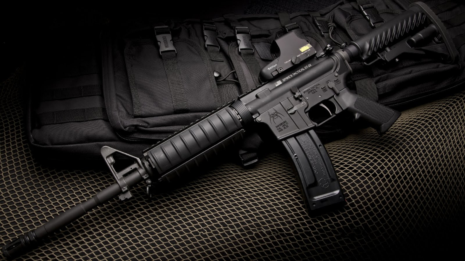 HD M16 Rifle Wallpapers Military WallBase