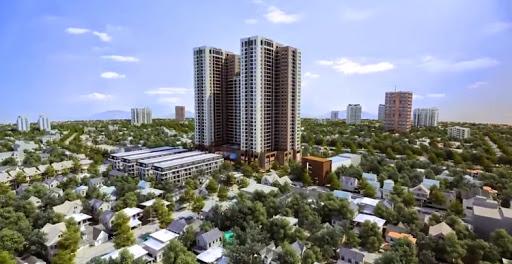 Seo từ khóa chung cư goldsilk complex cho bất động sản