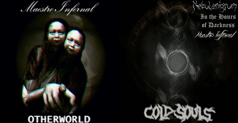 Otherworld (album) and Cold Souls (split) to download