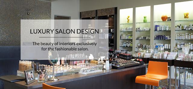 Michele Pelafas Bringing Luxury to Salon Design
